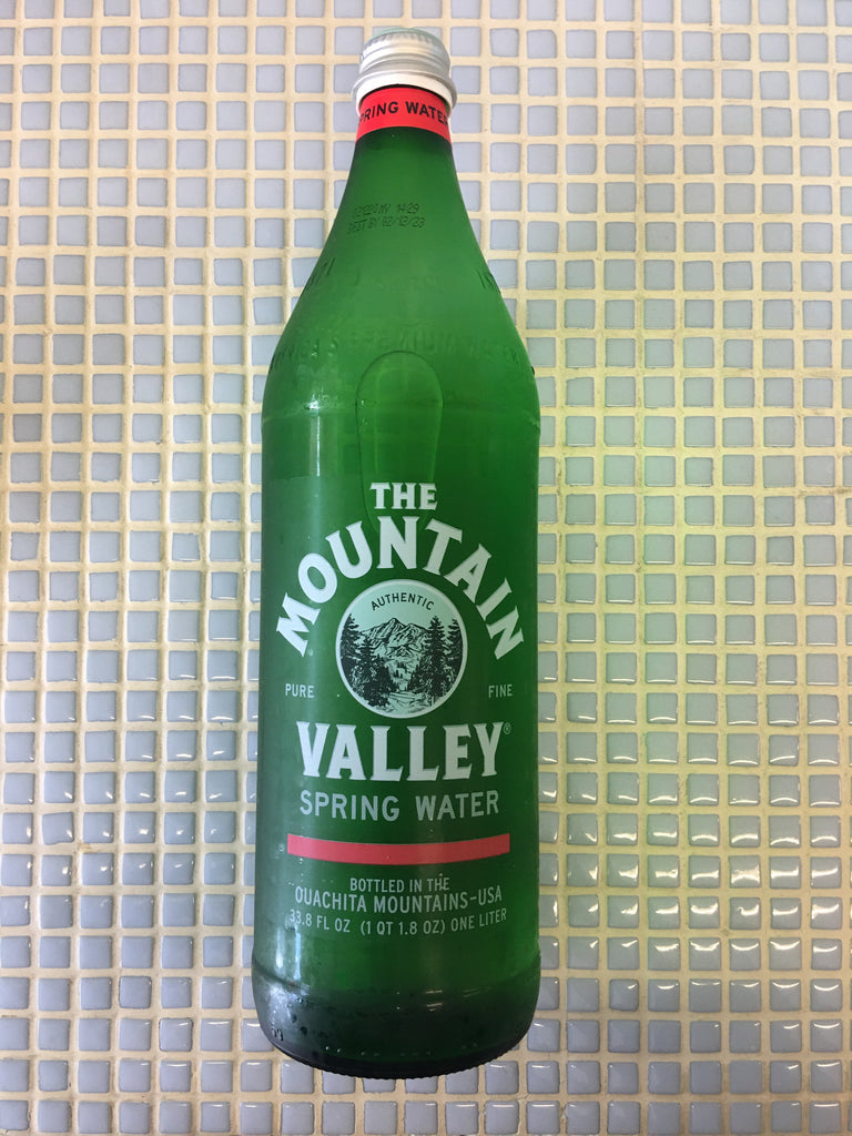 mountain valley 1L spring flat water