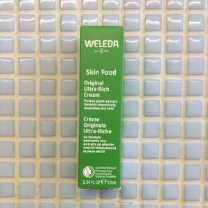 weleda skin food small