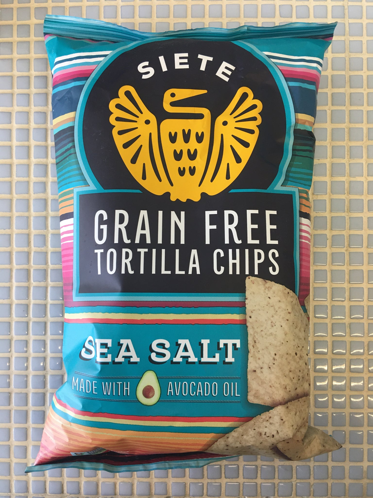 siete sea salt grain free tortilla chips