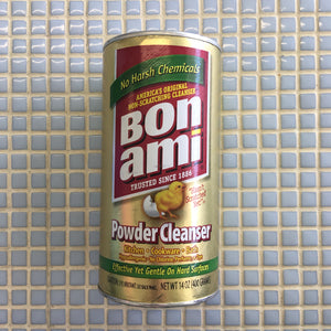 bon ami polish and cleaner