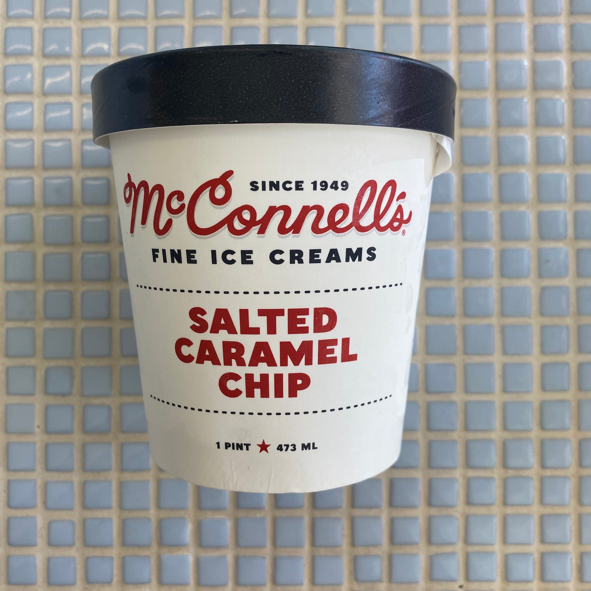 mcconnells salted caramel chip ice cream