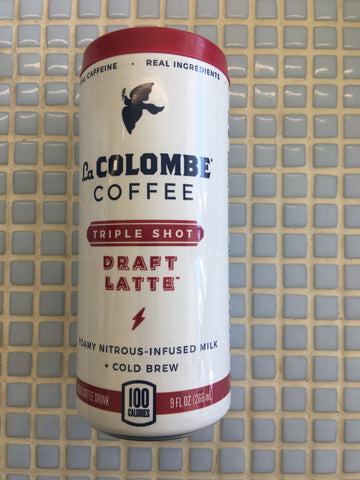 la colombe triple shot latte