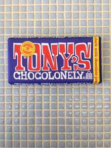 tonys chocolonely 42% dark milk pretzel toffee