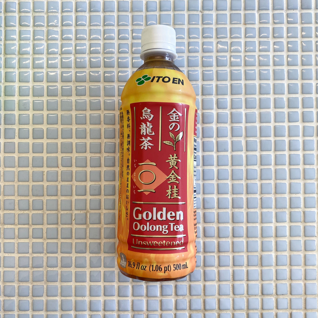 ito en teas' tea golden oolong 16.9