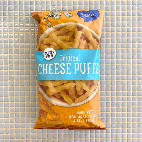 barbaras cheese puff original