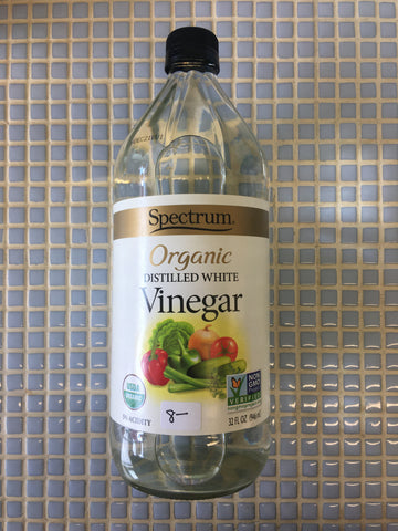 spectrum organic distilled white vinegar