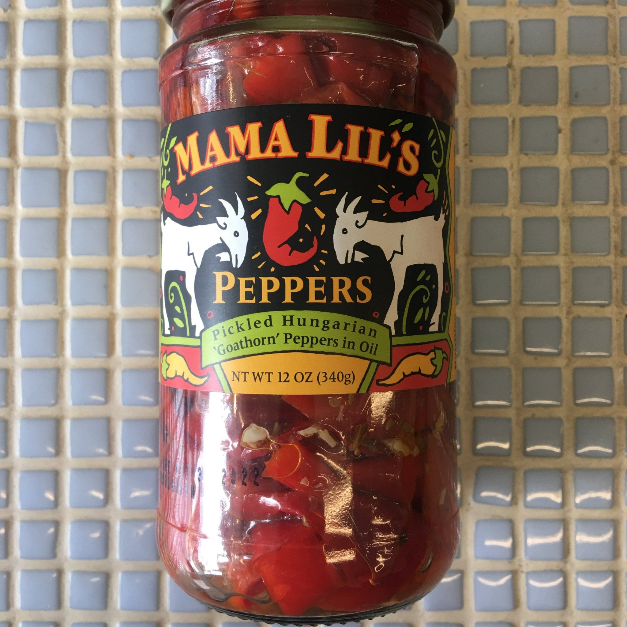 mama lils peppers