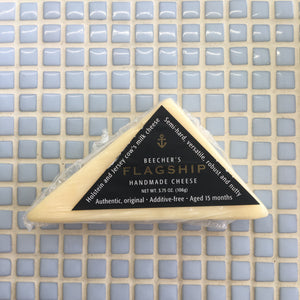 beechers flagship cheddar cheese