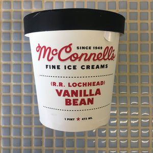 mcconnells vanilla bean ice cream