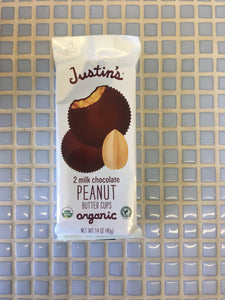 justins milk chocolate peanut butter cups