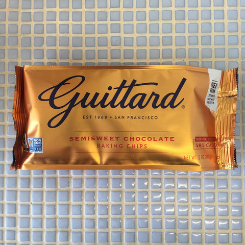 guittard 46% semisweet chocolate baking chips