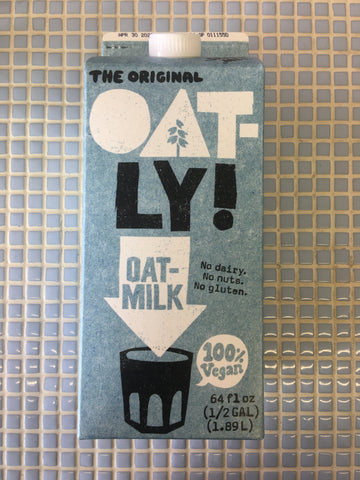 oatly original oatmilk