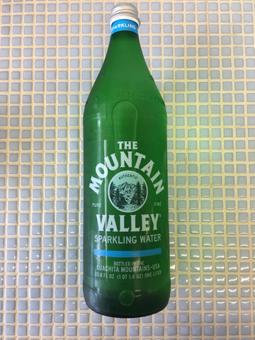 mountain valley 1L sparkling water