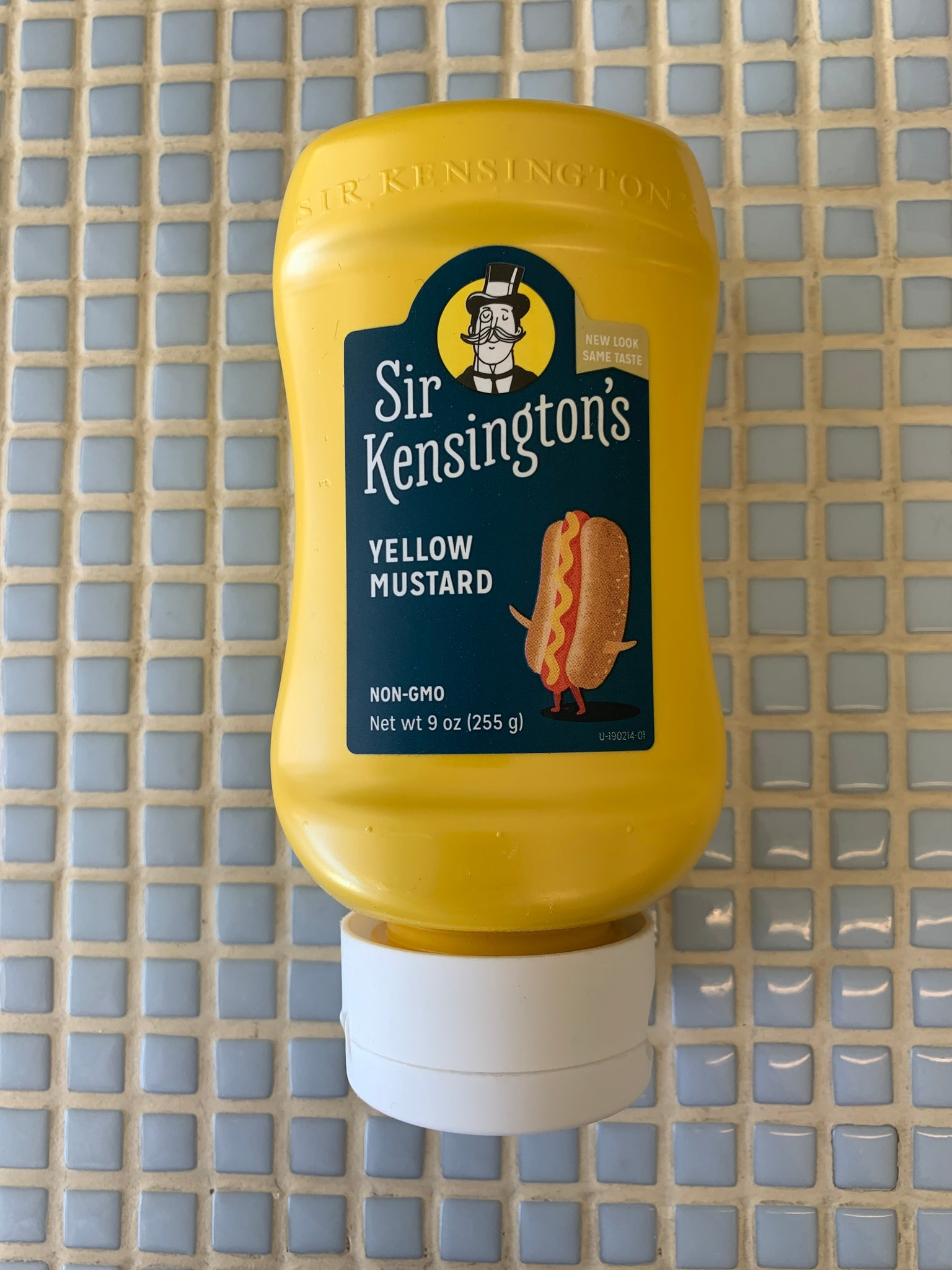 sir kensingtons yellow mustard