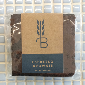 bread lounge espresso brownie