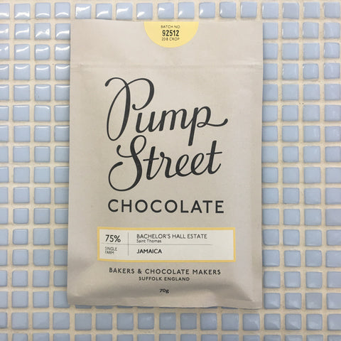 pump street chocolate jamaica 75%