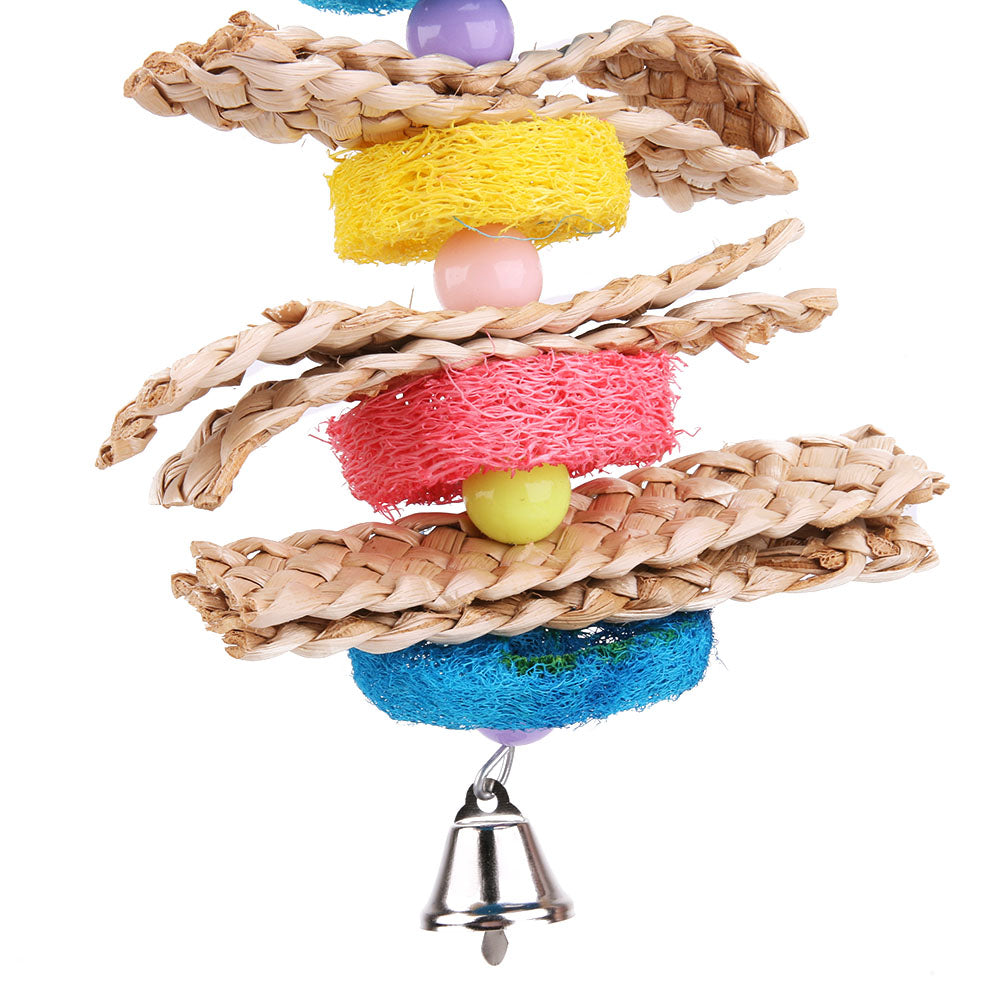 Hanging Bird Cage Chew Toy - The Paw Empire