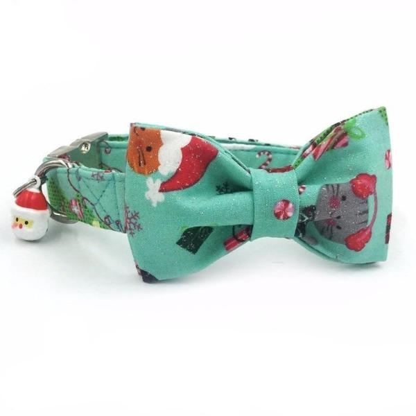 the-paw-empire - The Santa Hat - Designer Collars and Leads for Dogs and Cats - Collar