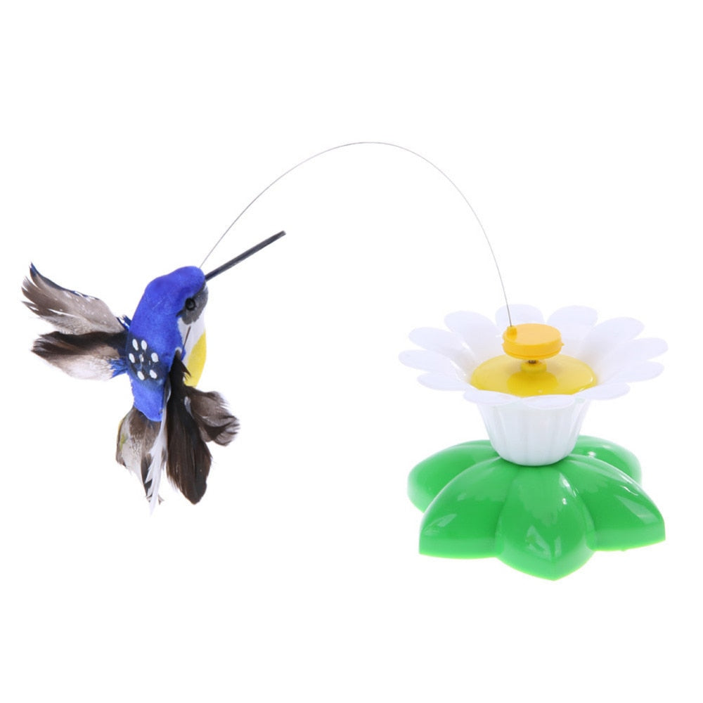 Flying Butterfly or Bird Play Toy For Cats - The Paw Empire
