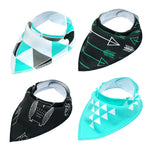 the-paw-empire - Adjustable Pet Bandana - 4 Pack Cat and Dog Collars - Collar