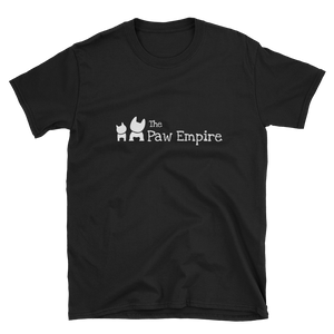 the-paw-empire - The Paw Empire Unisex Black TShirt -