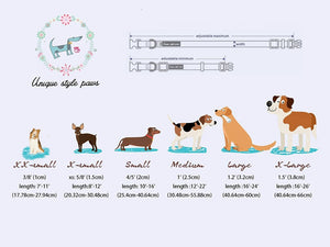 Dog & Cat Collars with Bowties- Designer Dog & Cat Collars & lead sets - The Paw Empire