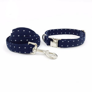 The Leo Dog Collar- Designer collars & leads Sets for Dogs & Cats - The Paw Empire
