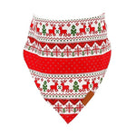 Christmas Dog Bandana Collars Adjustable Cat Dog Puppy scarf - The Paw Empire