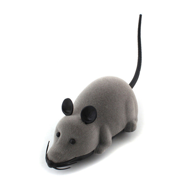 Remote Controlled Mouse - Cat Toy - The Paw Empire