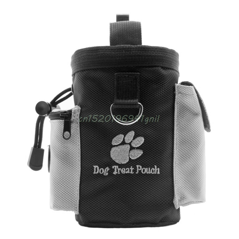 Dogs Treat Bags - Puppy Obedience & Training food Pouch - The Paw Empire