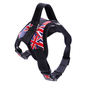 Adjustable Heavy Duty Dog Harness - The Paw Empire