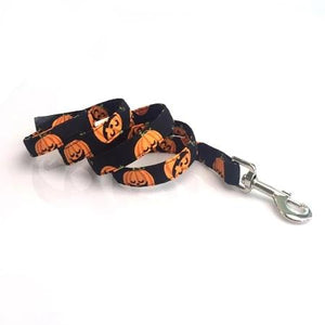 Halloween Pumpkins- Designer Collars & Leads for Dogs & Cats - The Paw Empire