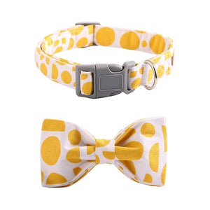 The Yellow Lemon - Designer Collars & Leads for Dogs & Cats - The Paw Empire