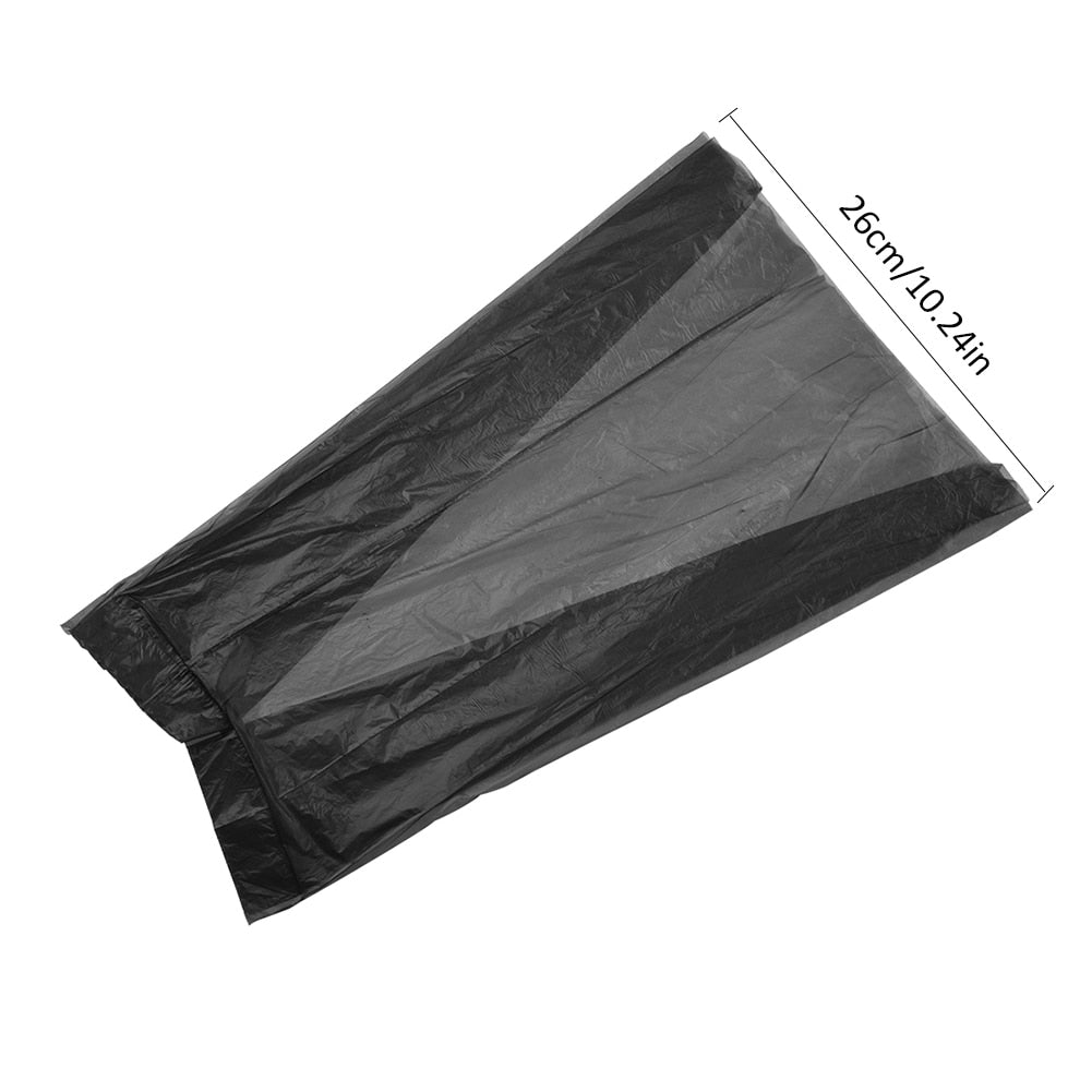Bulk Black Dog Waste Bags with Dispenser - 300 Bags or 630 Bags - The Paw Empire