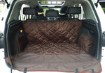 Waterproof Back Seat or Boot Hammock Cover - Dog Car Mat - The Paw Empire
