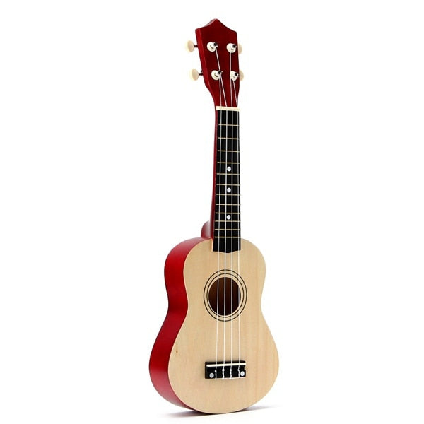 21-inch-Ukulele-Soprano-4-Strings-Hawaiian-Basswood-Guitar-Uke-String-Instr thumbnail 13