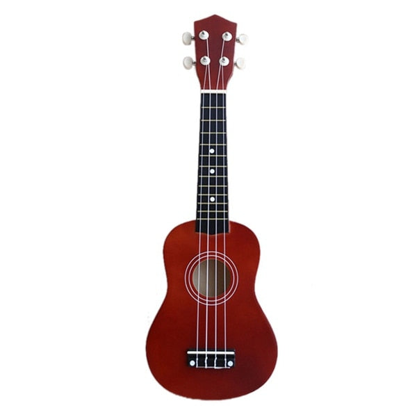 21-inch-Ukulele-Soprano-4-Strings-Hawaiian-Basswood-Guitar-Uke-String-Instr thumbnail 19