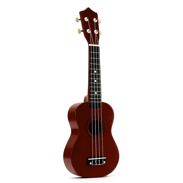 21-inch-Ukulele-Soprano-4-Strings-Hawaiian-Basswood-Guitar-Uke-String-Instr thumbnail 17