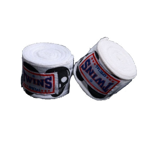 Boxing Glove Inner Wrist Wraps 5cm Wide 2 Pack Boxing Wraps 2.5M Hand Wraps