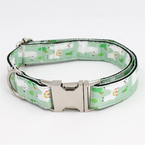 Cool Cactus Dog Collar- Designer Collars, bowties & Lead sets for Dogs & Cats - The Paw Empire