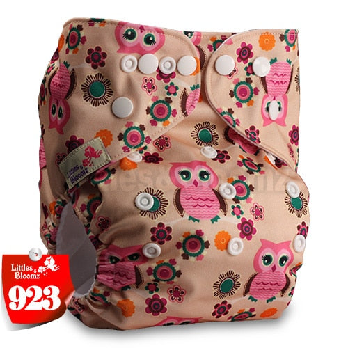 thumbnail 16 - Baby Reusable Cloth Nappy- Various patterned washable Diaper covers