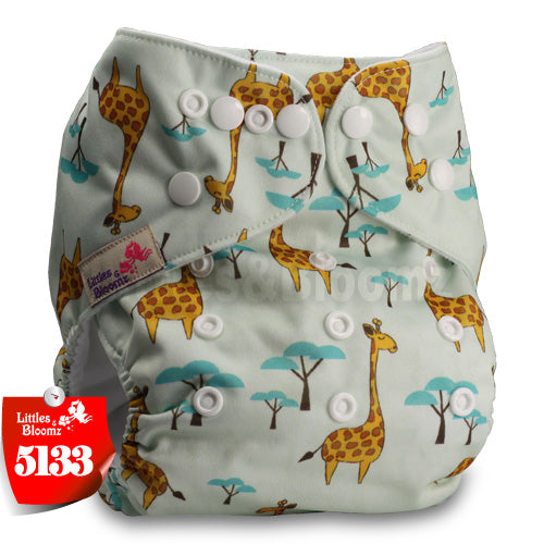 thumbnail 20 - Baby Reusable Cloth Nappy- Various patterned washable Diaper covers