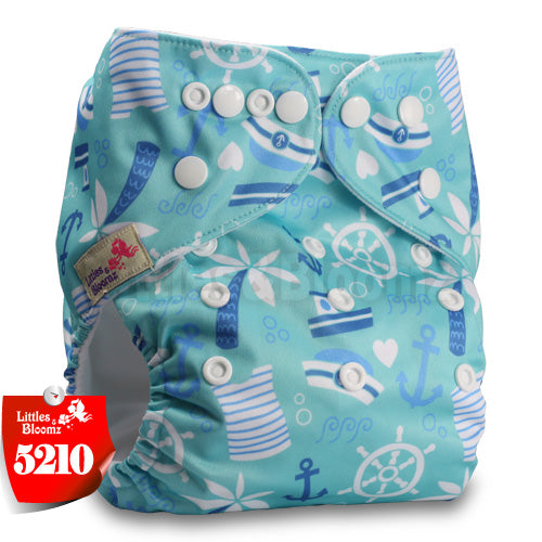 thumbnail 22 - Baby Reusable Cloth Nappy- Various patterned washable Diaper covers