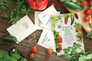 SOLD OUT Organic Veggie & Herb Garden - 5 seed packets