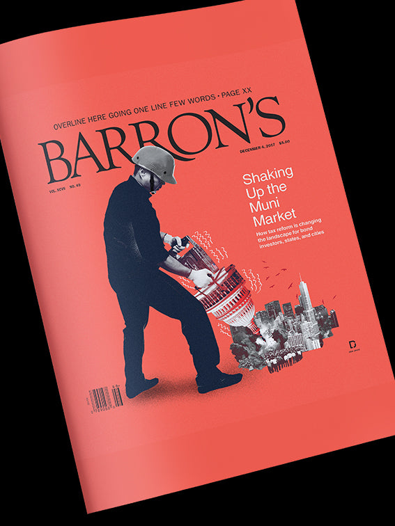Barron's (52 Issues)