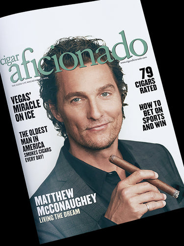 Cigar Aficionado ( 6 Issues)
