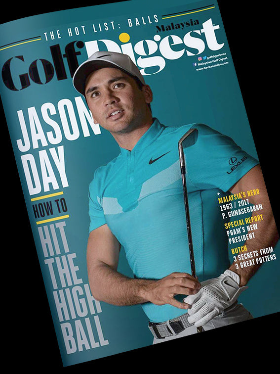 Golf Digest (11 issues)