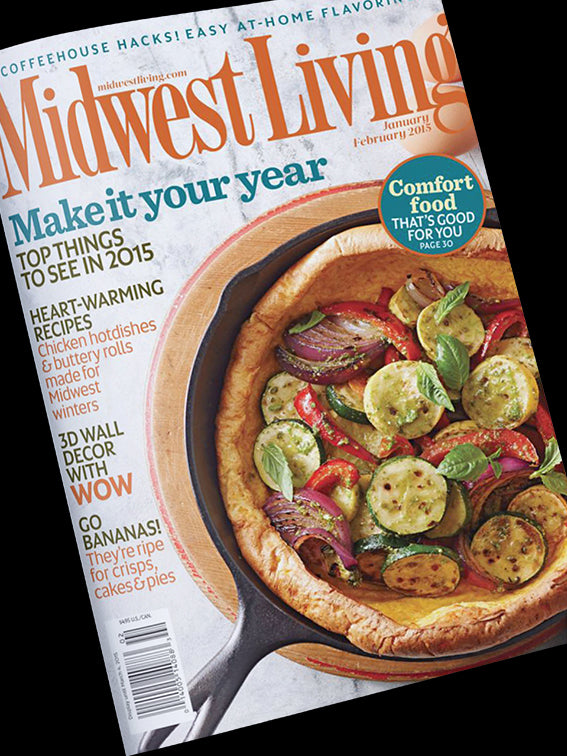 Midwest Living (6 issues)