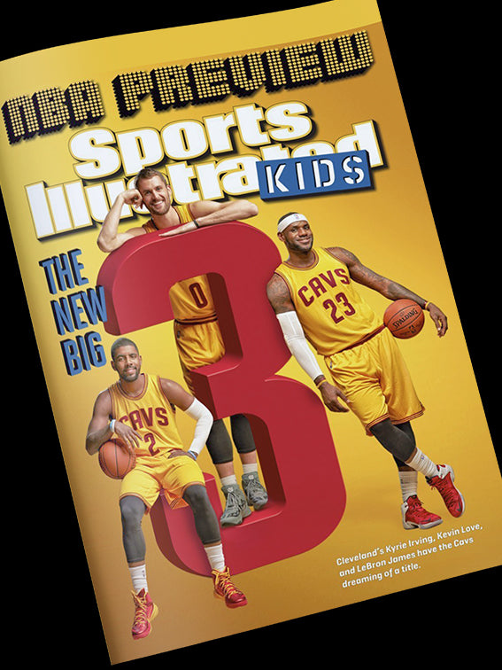 Sports Illustrated KIDS (12 issues)