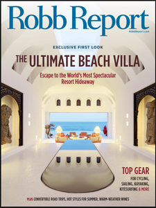 Robb Report- 12 Issues